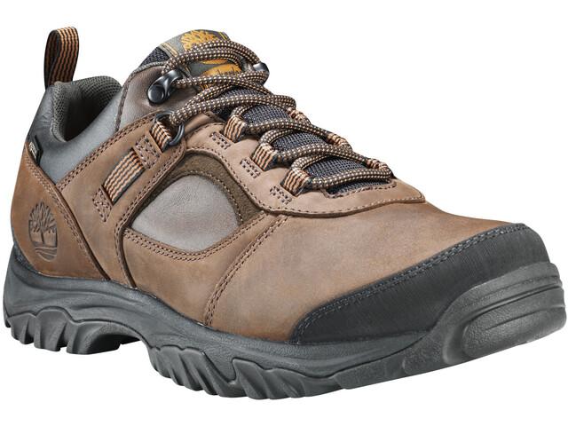Timberland Mt. Major GTX Botas Piel Corte Alto Hombre, medium brown